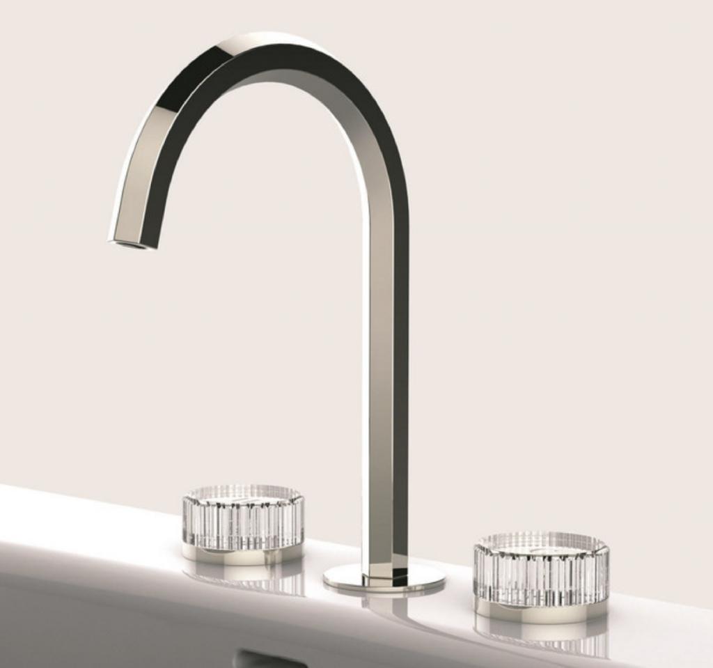 designer faucets sink