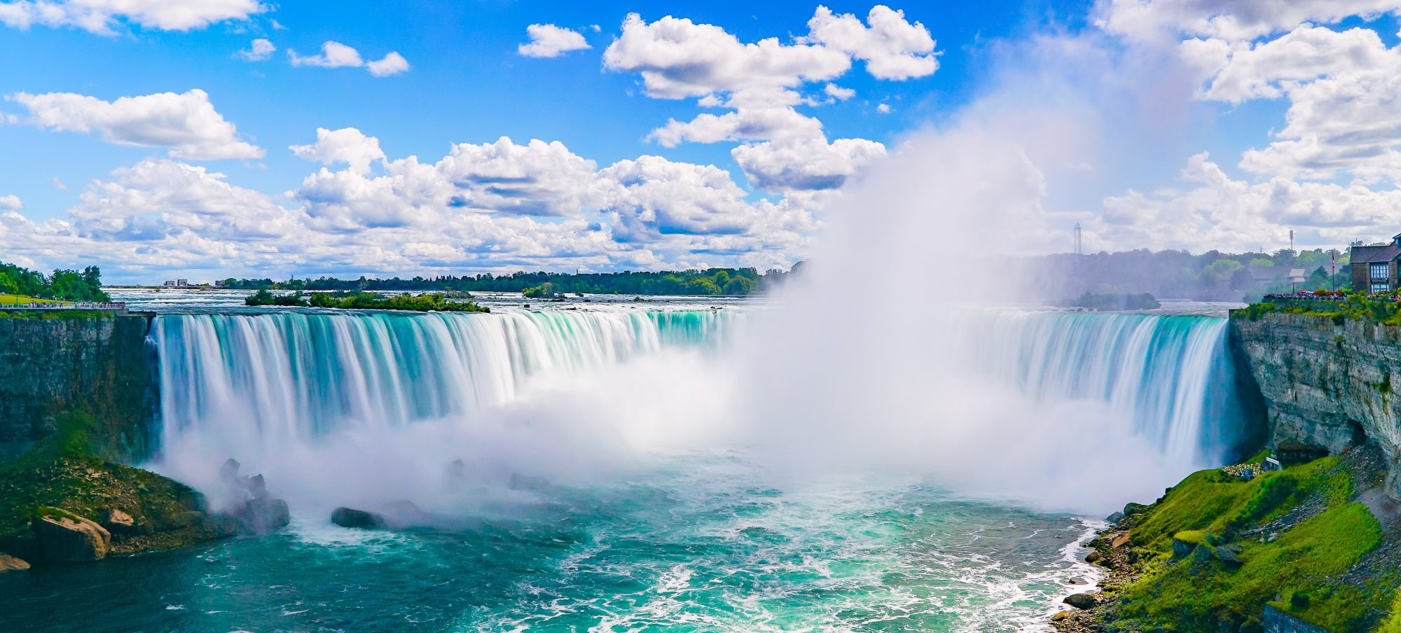 Niagara Falls Gorge Waterfront